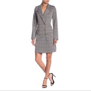 NWT Nanette Lepore coat dress